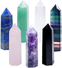 7 varitas curativas de cristal