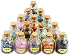 9 botellas Mini Stones Set Wicca