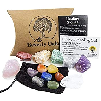 Energy Infused Natural Raw Healing Crystals
