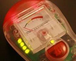 Ghost Meter Pro EMF Sensor with 4-Modes