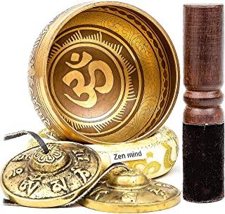 Juego de cuencos tibetanos Zen Mind