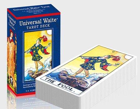comprar universal waite tarot