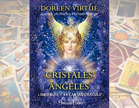 cristales y angeles oráculo