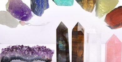 cuarzos y piedras esotericas