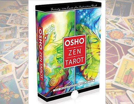 Osho Zen tarot comprar baraja