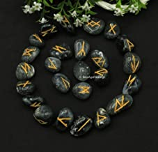 Comprar Runas elder Futhark piedra de agata