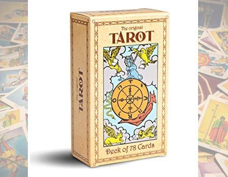 Waite tarot cards