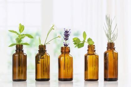 aceites esenciales y difusores